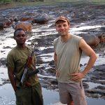 Hippo Lake Western Tanzania