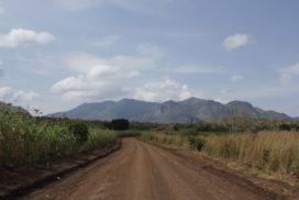 Mountain ranges of Uganda