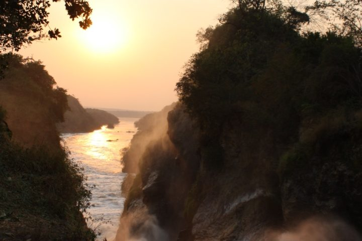 Murchison Falls Sunset