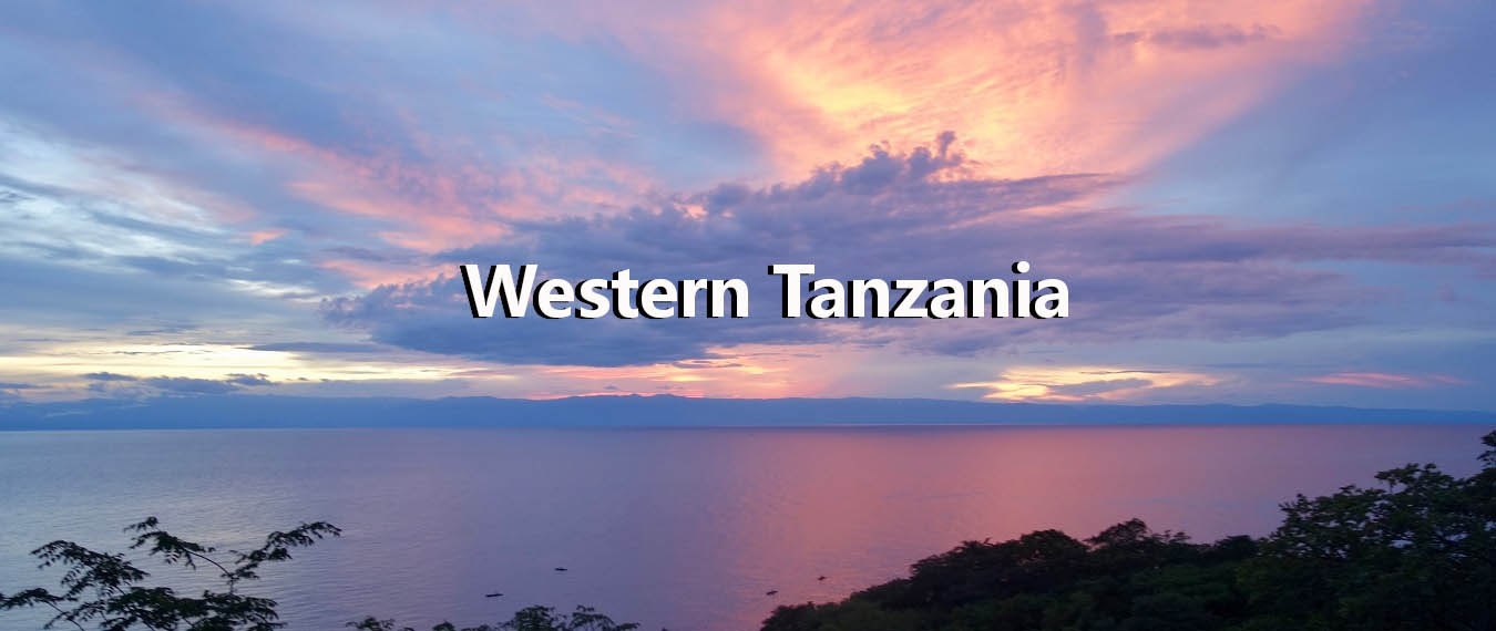 Back at the Lake Tanganyika, Kigoma sunset