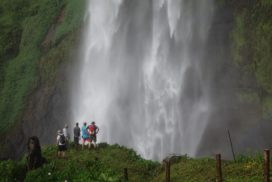 Sipi Waterfalls